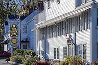 The York Harbor Inn, York, Maine, USA.