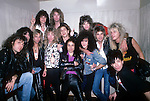 Ronnie James Dio,Danny Johnson, Jimmy Bain, Vince Neil, Dave Alford, Paul Shortino, Matt Thorr, Amir Derakh, Craig Goldy, Carlos Cavaso, Jeff LaBar, Eric Brittingham, Chris Hagar