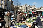 20080202 - France - Aquitaine - Bordeaux<br /> LE MARCHE SAINT-MICHEL, PLACE SAINT-MICHEL A BORDEAUX.<br /> Ref : MARCHE_005.jpg - © Philippe Noisette.