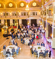 The Hague, The Netherlands, September 13, 2017,  Sportcampus , Davis Cup Netherlands - Chech Republic, Official Dinner, <br /> Photo: Tennisimages/Henk Koster