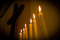 7 Candles by the Cross