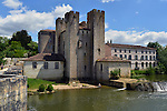 Nerac, France, Southwestern France, Bordeau wines, Bridges, Gascony, Acquitania, Roman Architecture, Castles in Southern France,  Most Beautiful French Villages,
