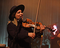 MIAMI BEACH, FL - MAY 18: Charity Rose Thielen of The Head And The Heart performs at the Fillmore on May 18, 2017 in Miami Beach, Florida. Credit MPI04r/MediaPunch © 2017