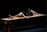 Woman in a room<br /> Diana Vishneva<br /> Le Colis&eacute;e, Roubaix &ndash; 2013