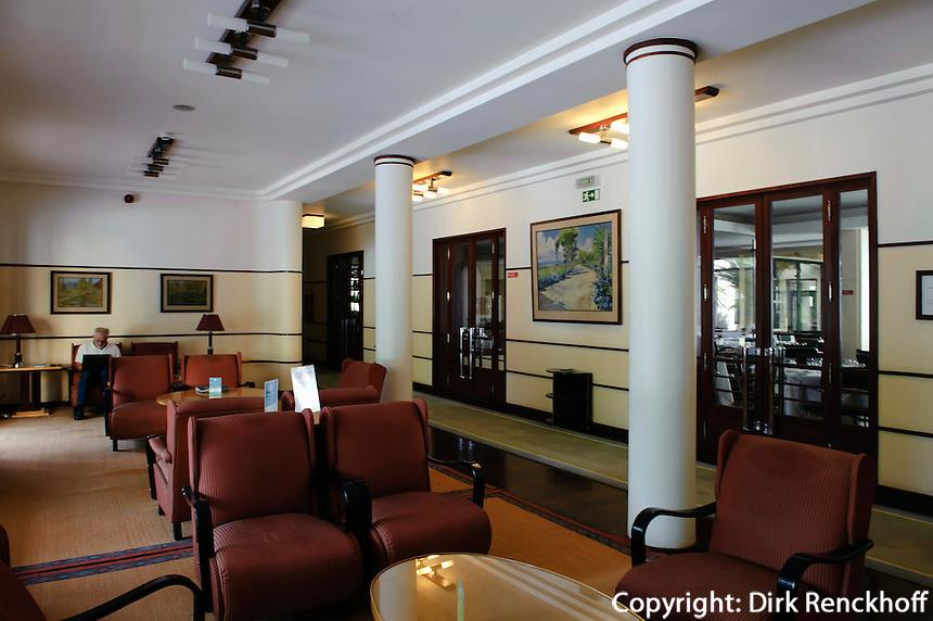 Hotel Terra Nostra Garden in Furnas auf der Insel Sao Miguel, Azoren, Portugal