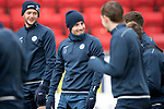 St Johnstone Training 01.12.17