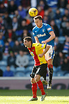 Danny Wilson and Kris Doolan