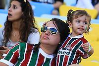 RIO DE JANEIRO, 11.05.2014 -   do Fl durante o jogo contra Fl pela quarta rodada do Campeonato Brasileiro disputado neste domingo no Maracanã. (Foto: Néstor J. Beremblum / Brazil Photo Press)