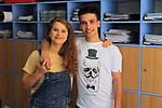 Visita Rodatge Merli. 3a temporada.<br /> Elisabet Casanovas &amp; Albert Baro.