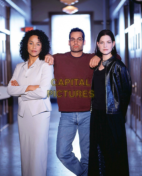 RAE DAWN CHONG, ADRIAN PASDAR & ALISEN DOWN.in Mysterious Ways.Filmstill - Editorial Use Only.Ref: FB.sales@capitalpictures.com.www.capitalpictures.com.Supplied by Capital Pictures.