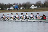 J15 8x+  Junior Sculling Head 2018