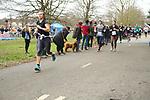 2020-02-23 Hampton Court Half 046 PT Finish rem