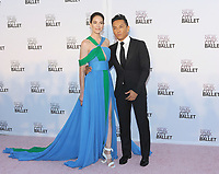 NEW YORK, NY - SEPTEMBER 28: Michelle Monaghan and Designer Prabal Gurung attends the New York City Ballet's 2017 Fall Fashion gala at David H. Koch Theater at Lincoln Center on September 28, 2017 in New York City.  Photo Credit: John Palmer/MediaPunch
