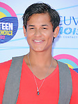Bronson Pelletier at FOX's 2012 Teen Choice Awards held at The Gibson Ampitheatre in Universal City, California on July 22,2012                                                                               © 2012 Hollywood Press Agency