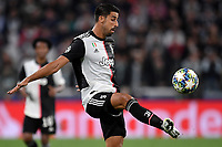 Sami Khedira of Juventus <br /> Torino 01/10/2019 Juventus Stadium <br /> Football Champions League 2019//2020 <br /> Group Stage Group D <br /> Juventus - Leverkusen <br /> Photo Andrea Staccioli / Insidefoto
