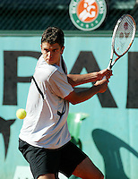 %X%INSDATE, France, Paris, Tennis, Roland Garros, Mario Ancic