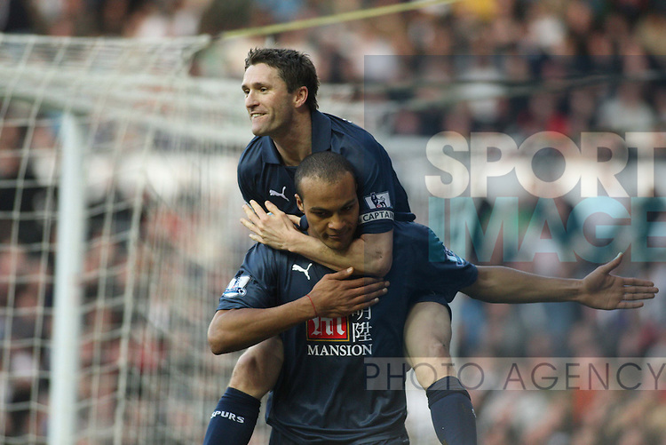 photo: peter tarry   sunday times..derby v spurs  9/02/08. goal no 2 for spurs
