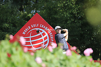 Chez Reavie (USA) on the 2nd tee during the 2nd round of the WGC HSBC Champions, Sheshan Golf Club, Shanghai, China. 01/11/2019.<br /> Picture Fran Caffrey / Golffile.ie<br /> <br /> All photo usage must carry mandatory copyright credit (© Golffile   Fran Caffrey)