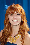 "BELLA THORNE. Hollywood Premiere of Disney Channel's Original Movie, ""Phineas and Ferb: Across the 2nd Dimension,"" at the El Capitan Theatre. Hollywood, CA USA. August 3, 2011. ©CelphImage"