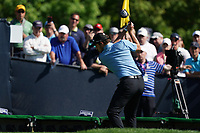 Patrick Cantaly (USA) on the 15th tee during the 3rd round at the PGA Championship 2019, Beth Page Black, New York, USA. 19/05/2019.<br /> Picture Fran Caffrey / Golffile.ie<br /> <br /> All photo usage must carry mandatory copyright credit (© Golffile | Fran Caffrey)