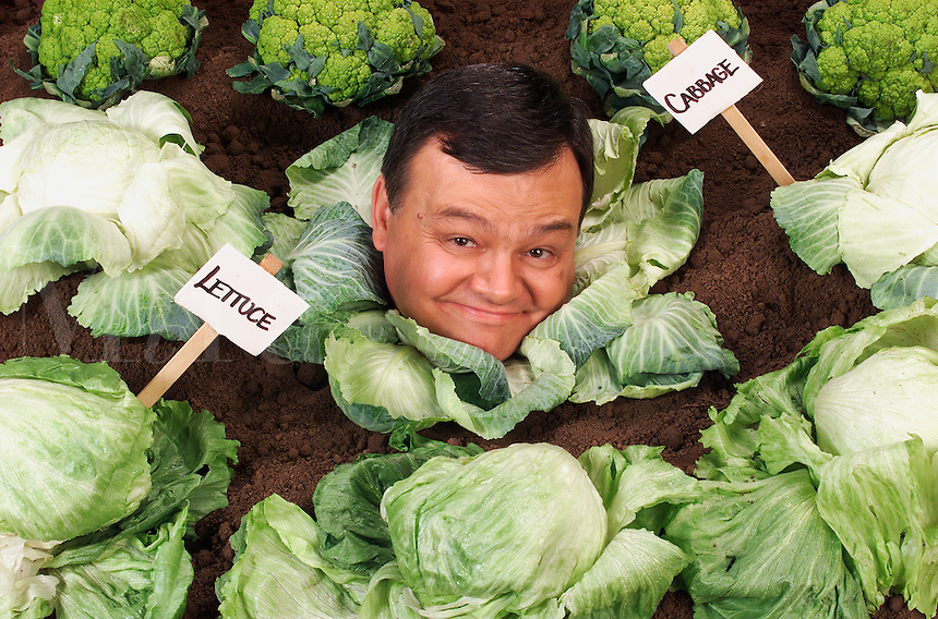 Cabbage patch man