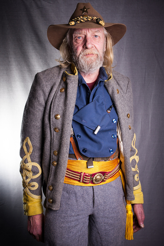 Chris Aris - US Civil War Attire