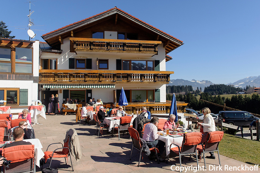 Landhotel Alphorn ini Ofterschwang im Allg&auml;u, Bayern, Deutschland<br /> country hotel Alphornin Ofterschwang , Allg&auml;u, Bavaria, Germany