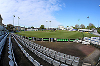 General view of the ground during Essex CCC vs Yorkshire CCC, Specsavers County Championship Division 1 Cricket at The Cloudfm County Ground on 4th May 2018