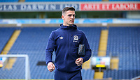 Blackburn Rovers' Darragh Lenihan arrives at Ewood Park<br /> <br /> Photographer Alex Dodd/CameraSport<br /> <br /> The EFL Sky Bet Championship - Blackburn Rovers v Rotherham United - Saturday 10th November 2018 - Ewood Park - Blackburn<br /> <br /> World Copyright &copy; 2018 CameraSport. All rights reserved. 43 Linden Ave. Countesthorpe. Leicester. England. LE8 5PG - Tel: +44 (0) 116 277 4147 - admin@camerasport.com - www.camerasport.com