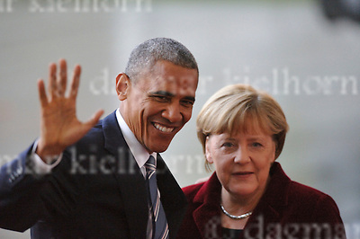 Nov.17-16 Chancellery,Berlin,Germany<br />