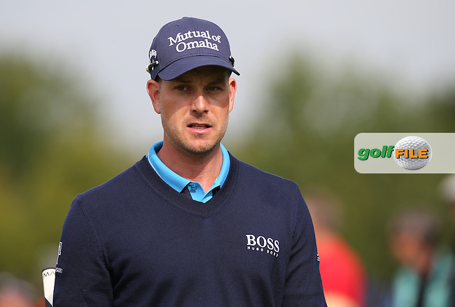 Henrik Stenson (SWE) with a second 68 and just four shots behind the leaders during Round Two of the BMW International Open 2014 from Golf Club Gut Lärchenhof, Pulheim, Köln, Germany. Picture:  David Lloyd / www.golffile.ie