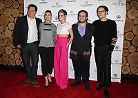 09 November 2017 - Los Angeles, California - Michael A. Pruss, Amy Emmerich, Kristen Stewart, David Shapiro, Josh Kaye. Starlight Studios And Refinery29 &quot;Come Swim&quot; Los Angeles Premiere. <br /> CAP/ADM/FS<br /> &copy;FS/ADM/Capital Pictures