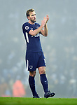 A dejected Harry Kane of Tottenham Hotspur at the end of the premier league match at the Etihad Stadium, Manchester. Picture date 16th December 2017. Picture credit should read: Robin ParkerSportimage