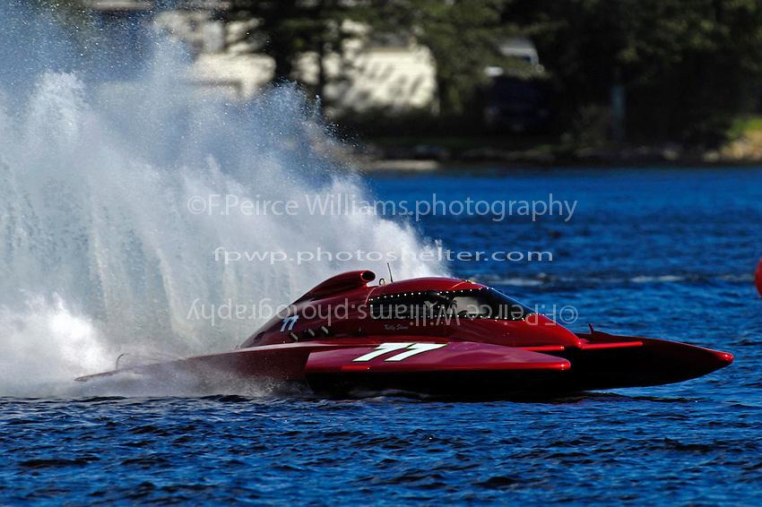 Kelly Shane, E-77 (5 Litre class hydroplane(s)