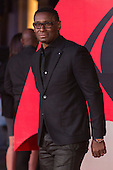 London, UK. 22 March 2016. Actor David Harewood. Warner Bros. Pictures presents the European Premiere of Batman v Superman, Dawn of Justice. The movie, directed by Zack Snyder, stars Ben Affleck as Batman/Bruce Wayne and Henry Cavill as Superman/Clark Kent in the characters' first big-screen pairing. The movie opens in cinemas on 25 March 2016. © Vibrant Pictures/Alamy Live News