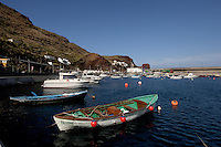 Puerto de la Estaca, El Hierro , Canary Islands, Spain.