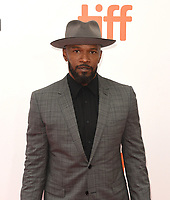 "TORONTO, ONTARIO - SEPTEMBER 06: Jamie Foxx attends the ""Just Mercy"" premiere during the 2019 Toronto International Film Festival at Roy Thomson Hall on September 06, 2019 in Toronto, Canada. <br /> CAP/MPI/IS<br /> ©IS/MPI/Capital Pictures"