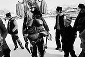 Botiza, Maramures<br /> Romania<br /> January 1,1992<br /> <br /> New Years festival.
