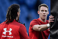 Liam Williams and Josh Navidi Wales  <br /> Roma 9-02-2019 Stadio Olimpico<br /> Rugby Six Nations tournament 2019  <br /> Italy - Wales <br /> Foto Antonietta Baldassarre / Insidefoto