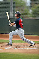 Mike Papi - Cleveland Indians 2016 spring training (Bill Mitchell)