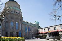 Deutschland, Bayern, Oberbayern, Muenchen: Museumsinsel, Deutsches Museum | Germany, Bavaria, Upper Bavaria, Munich: Deutsches Museum