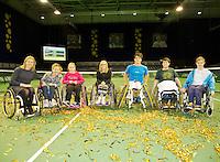 Februari 14, 2015, Netherlands, Rotterdam, Ahoy, ABN AMRO World Tennis Tournament, Final wheelchair men Gustavo Fernandez (ARG)   <br /> Photo: Tennisimages/Henk Koster
