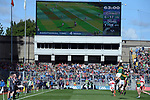 17-1-2017:The scoreboard talls the story with a comphrensive Kerry victory over Derry 6-17 to 1-8 in the All-Ireland Football final at Croke Park on Sunday.<br /> Photo: Don MacMonagle