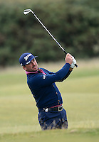 Graeme McDowell of Northern Ireland in action during the Final Round of the 2015 Alfred Dunhill Links Championship at the Old Course, St Andrews, in Fife, Scotland on 4/10/15.<br /> Picture: Richard Martin-Roberts | Golffile