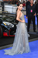 Isabela Moner at the global premiere for &quot;Transformers: The Last Knight&quot; at Leicester Square Gardens, London, UK. <br /> 18 June  2017<br /> Picture: Steve Vas/Featureflash/SilverHub 0208 004 5359 sales@silverhubmedia.com