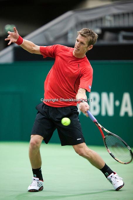 2011-02-08, Tennis, Rotterdam, ABNAMROWTT,  Jarkko Nieminen