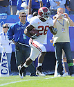 JAVIER ARENAS, of the Alabama Crimson Tide, in action during the Crimson Tide game against the Kentucky Wildcats on October 2, 2009 in Lexington, KY. The Crimson Tide beat the Wildcats   38-20 ...