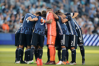 Kansas City, KS - Wednesday May 29, 2019.  Los Angeles Galaxy defeated Sporting Kansas City 2-0 in a Major League Soccer (MLS) game at Children's Mercy Park