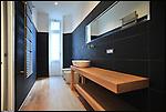 Bagno ristrutturato dallo Studio di Architettura di Efisio Orru. 2011