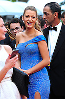 "Blake Lively attends the ""THE BFG"" Premiere during the 69th annual International Cannes Film Festival in Cannes, France, 14th May 2016<br /> UPDATE IMAGES PRESS/Timm/face to face<br /> <br /> *** Germany Out ***"